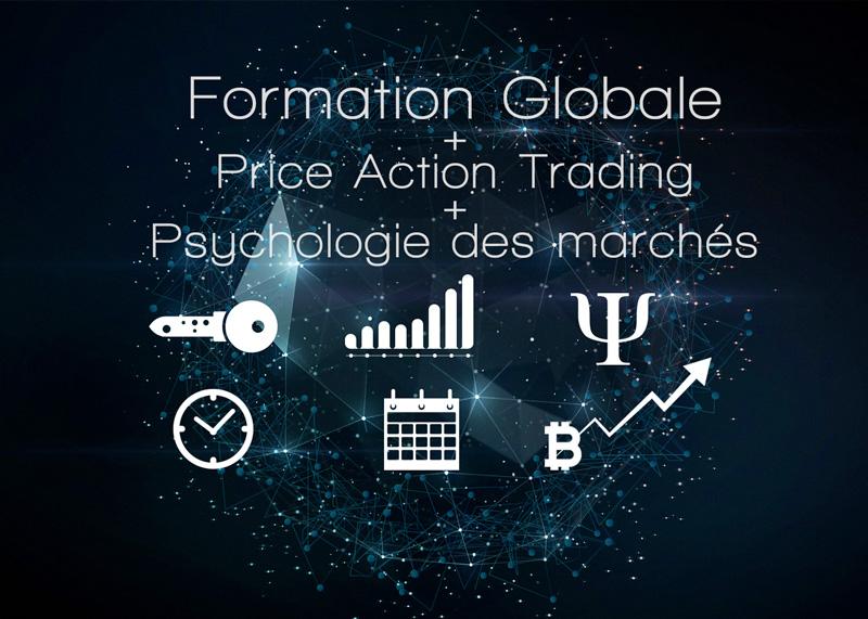 Formation générale + Fondamentaux au «Price Action Trading»